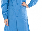 Bata unisex color azul.jpg