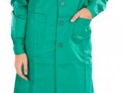 Bata unisex color verde.jpg