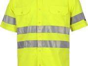 Camisa manga corta alta visibilidad amarillo My.jpg
