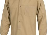 Camisa ML 1 bolsillo camel.jpg