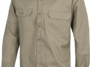 Camisa ML dos bolsillos camel.jpg