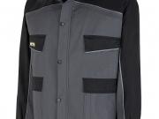 Cazadora 245 gramos bicolor gris-negro mc.jpg