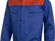 Cazadora canesu bicolor azulina rojo.jpg