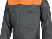 Cazadora canesu bicolor gris naranja.jpg