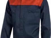 Cazadora canesu bicolor marino rojo.jpg