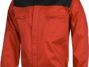 Cazadora canesu bicolor rojo negro.jpg