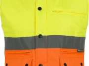 Chaleco acolchado alta visibilidad naranja con amarillo My894.jpg