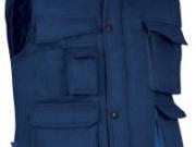 Chaleco acolchado bicolor marino azulina.jpg