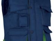 Chaleco acolchado bicolor marino verde.jpg