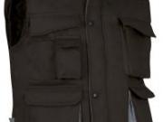 Chaleco acolchado bicolor negro gris.jpg