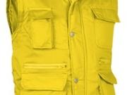 Chaleco acolchado multibolsillos amarillo.jpg