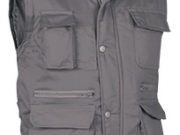 Chaleco acolchado multibolsillos gris.jpg