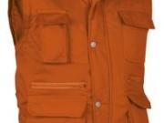 Chaleco multibolsillos naranja Vl.jpg