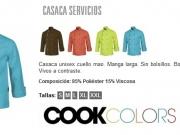 Casaca cocina varios colores My stock 205.jpg