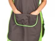 Casulla con ajustes laterales y bolsillo central color gris vivo pistacho.jpg