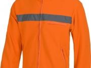 Forro polar naranja alta visibilidad con una banda reflectante.jpg