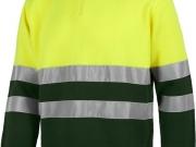 Jersey alta visibilidad bicolor verde MY11.jpg