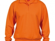 Sudadera cuello cremallera naranja.jpg