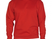 Sudadera cuello redondo rojo.jpg