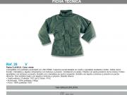 Parka acolchada e impermeable color verde MC.png