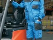 Conjunto cazadora y pantalon con refuerzos multibolsillos azulina con negro.jpg