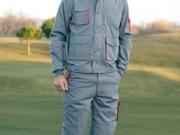 Conjunto cazadora y pantalon multibolsillos gris con rojo.jpg