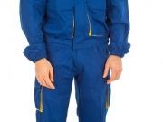 Conjunto pantalon y cazadora fabricacion especial azulina y amarillo.jpg