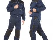 Conjunto pantalon y cazadora reforzado en cordura marino y negro.jpg