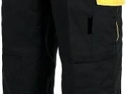 Pantalon bicolor multibolsillos negro amarillo.jpg