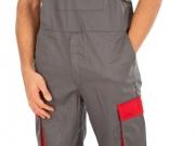 Pantalon con peto bicolor fabricacion esp. gris rojo.jpg