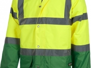 Parka acolchada e impermeable alta visibilidad amarillo con verde MY123.jpg
