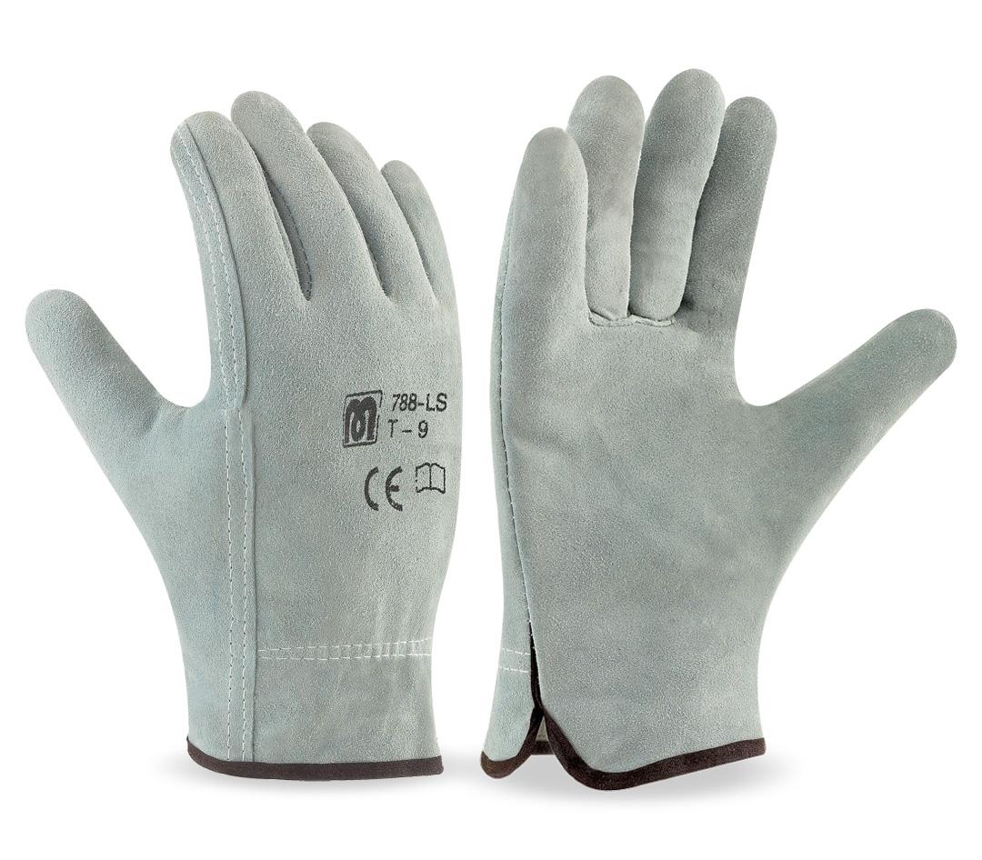 Guantes piel de flor para vestuario laboral y ropa laboral for Guantes de piel madrid