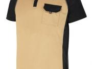 Polo bicolor beige-negro mc 135 gramos tejido tecnico.jpg