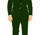Traje hombre verde .jpg