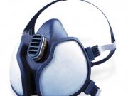Máscara autofiltrante 3M Serie 4000 para gases y vapores. Confecciones Pomares.jpg