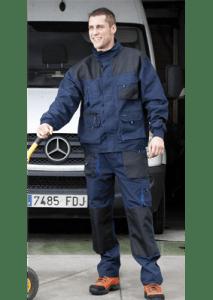 Cazadora multibolsillos, pantalon multibolsillos confecciones pomares