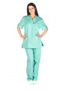 uniforme sanitario, farmacia, clinica - uniforme limpieza - Ropa de trabajo