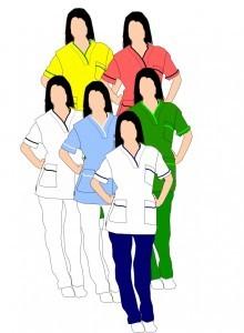 ropa sanitaria, uniforme de limpieza, uniforme de clinica y farmacia