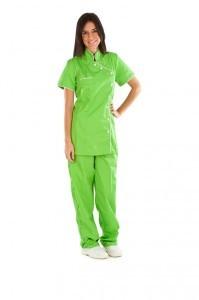 uniforme farmacia sanitario