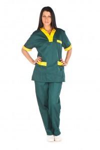 uniforme sanitario - uniforme limpieza - Ropa de trabajo