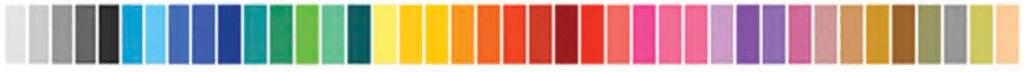 Colores personalizables para toda la ropa