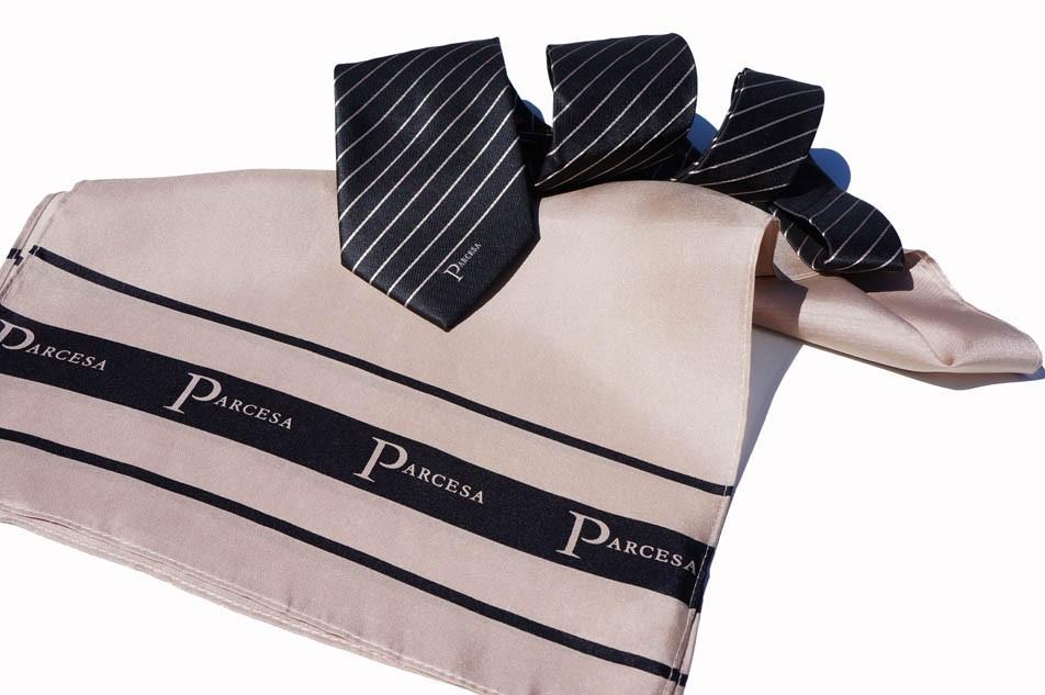 corbatas y pañuelos corporativos para empresas