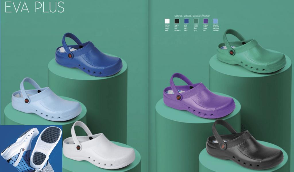 zapato eva PLUS antideslizante Dian